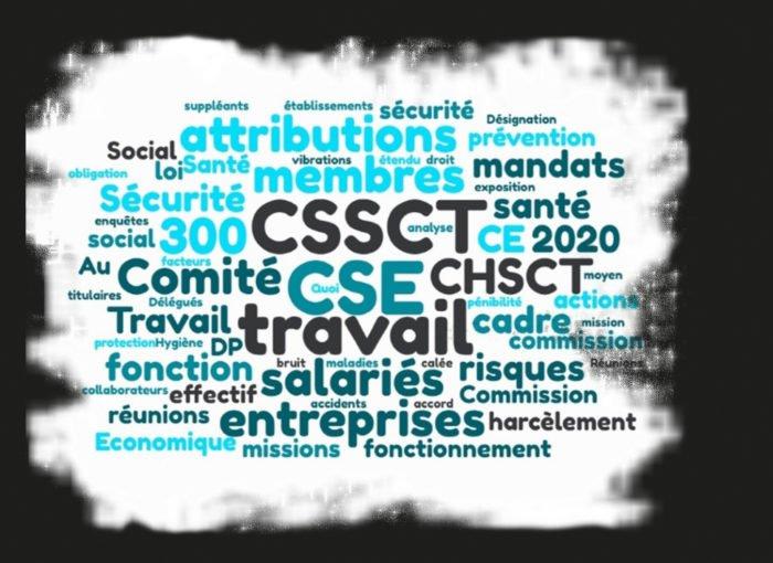 commission sante securite et conditions de travail