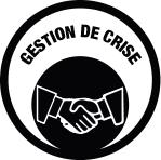 Logo gestion de crise