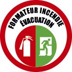 logo formateur incendie evacuation