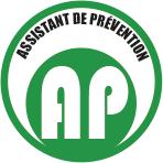 Logo assistant de prevention adp