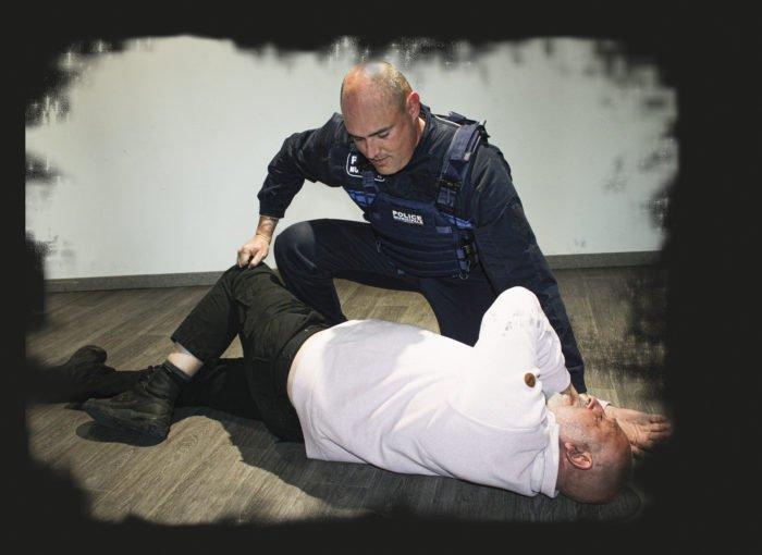 secourisme tactique police municipal